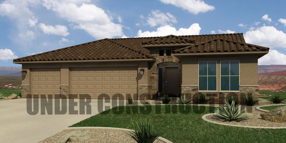 4143 S Painted Finch Dr, St George UT 84790