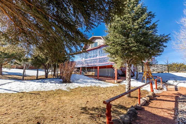 857 W Carter CIR, Pine Valley, UT 84781