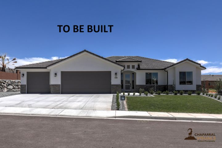 810 N Camino Pico, Washington UT 84780