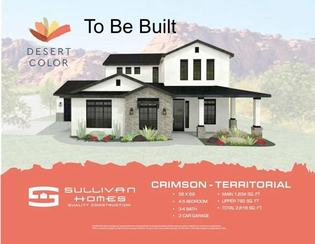 Lot 17 Copper Stone, St George UT 84790