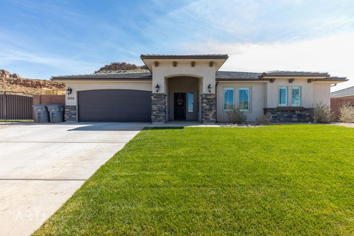 3094 E Maple Mountain Dr, St George UT 84790