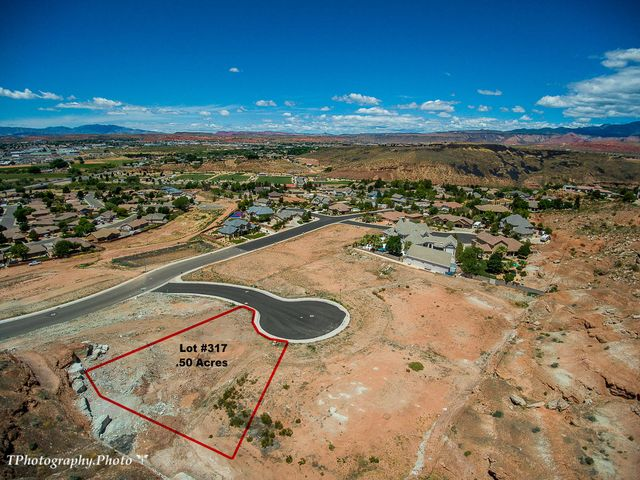 Lot #317 Navajo Circle, Washington UT 84780