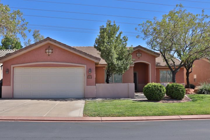 1173 W Snow Canyon Parkway, St George UT 84770