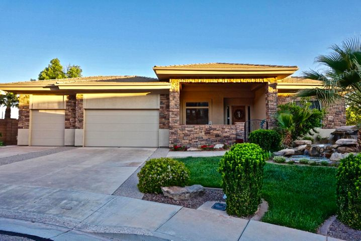 1827 E Boulder Springs Cir, St George UT 84790