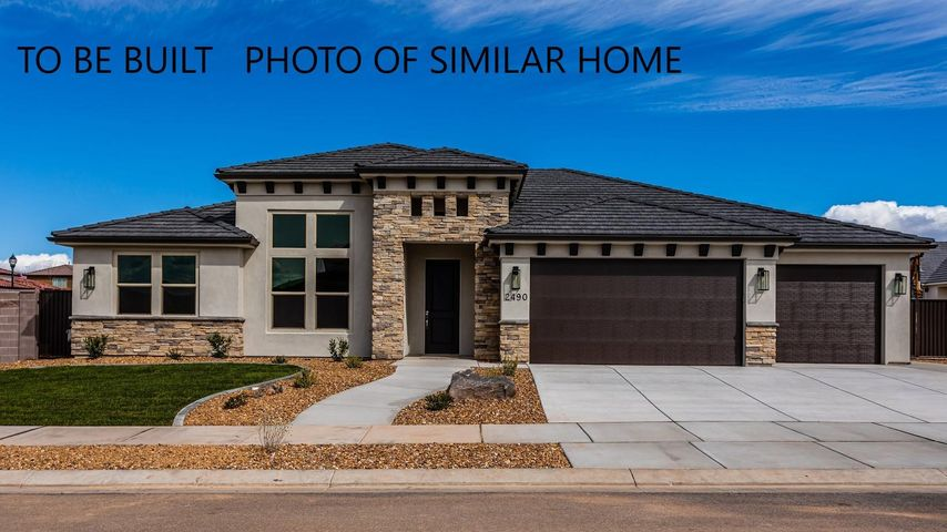 Lot 118 E Tawny Ridge Drive, St George UT 84790