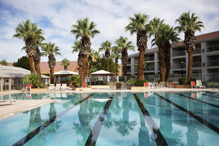 Las Palmas Resort