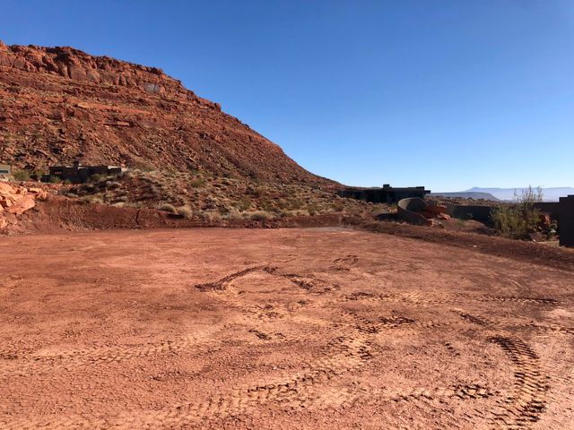 Cougar Rock Circle Lot, St George UT 84770