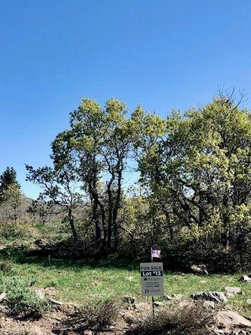 Whispering Pines Lot13, Virgin UT 84779