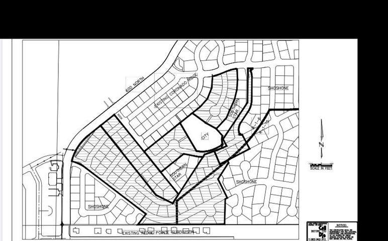 27.5 acres located off of 600 North, Hurricane, UT 84737