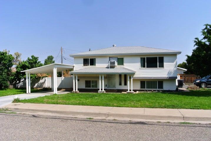 748 W Mountain View Dr, Cedar City UT 84720