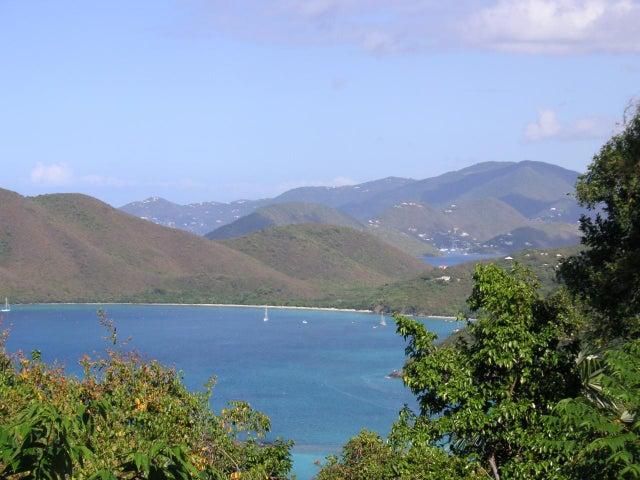 Francis Bay, Marys Point & Tortola