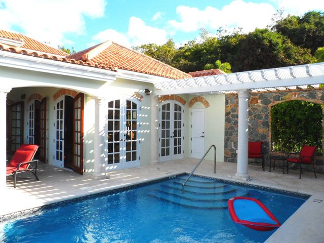 Pool and Patio Area