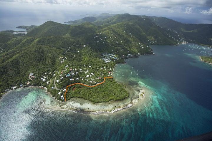 Expansive views; wrap around shoreline