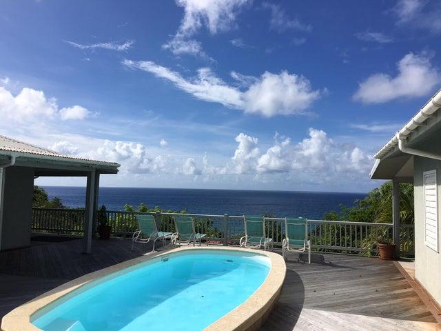 Second Wind - Overlooking Reef Bay