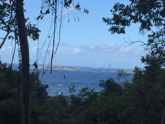 Great Cruz Bay View Window Cut