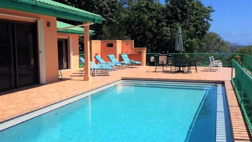 Huge 40' x 18' pool