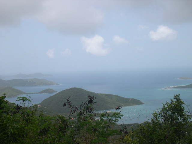 Coral Bay & BVI View