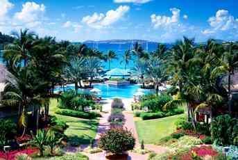 Westin Resort St. St. John
