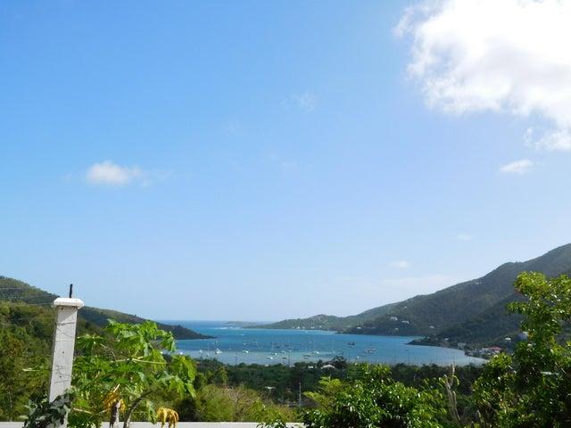 Views of Coral bay harbor