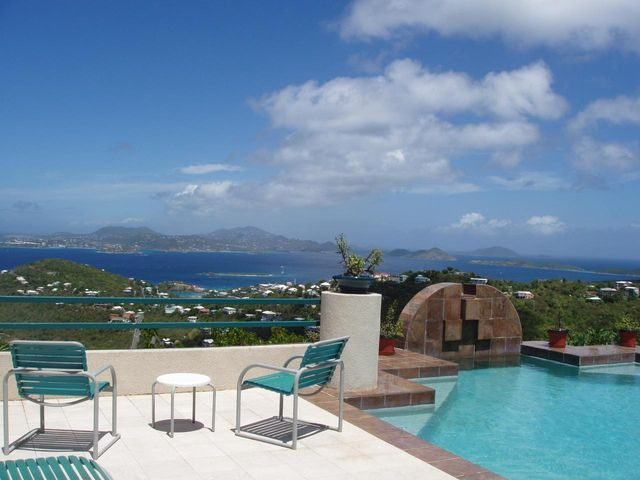 View from Pool Deck of Sunset Vista