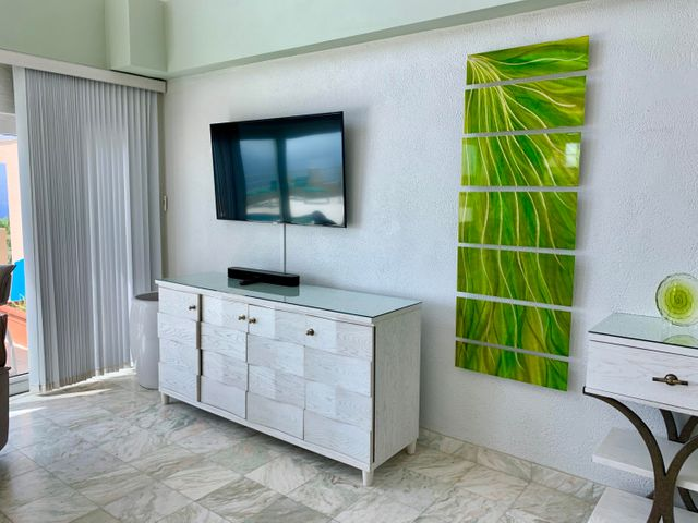 TV wall in great room