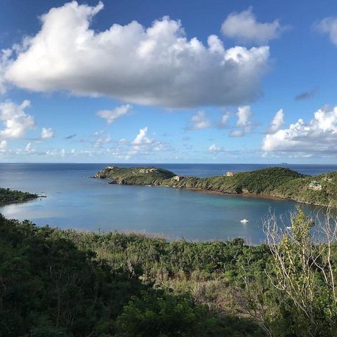 Direct view of Fish Bay & Ditleff Point