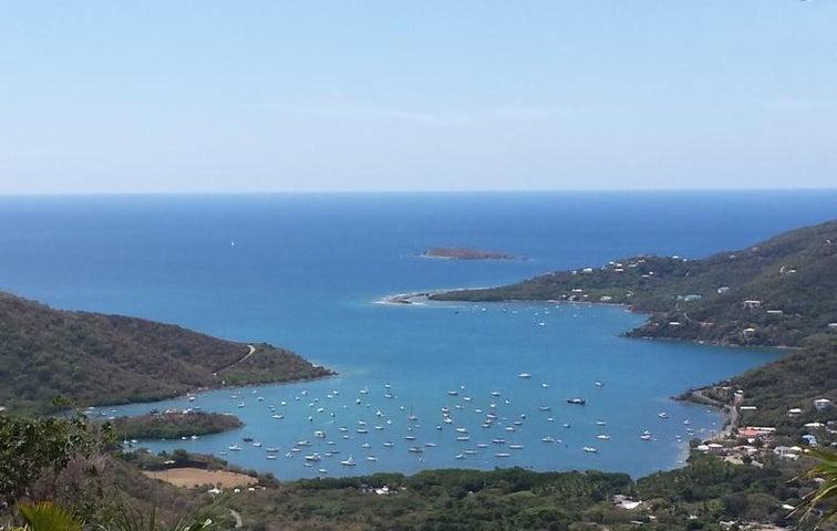 Coral Bay & Caribbean Sea