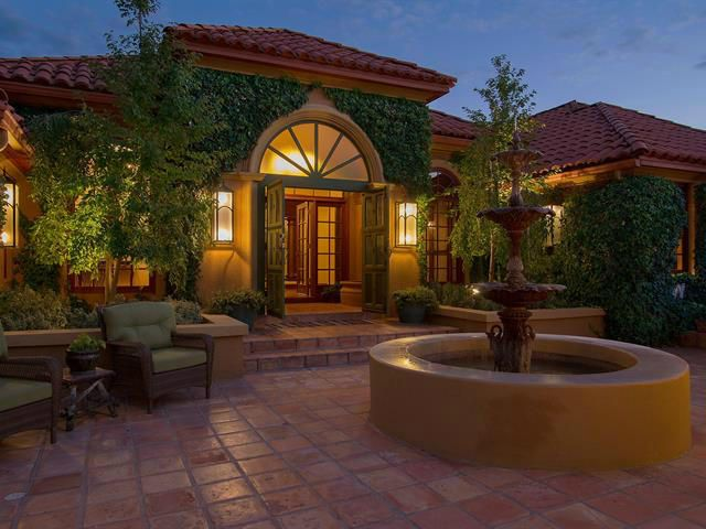 70 east wing drive sedona az real estate cup gold east for Sedona luxury cabins