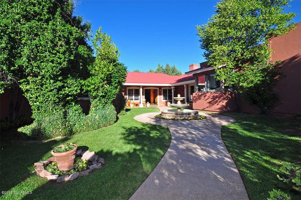 40  Evergreen Drive Sedona, AZ 86336