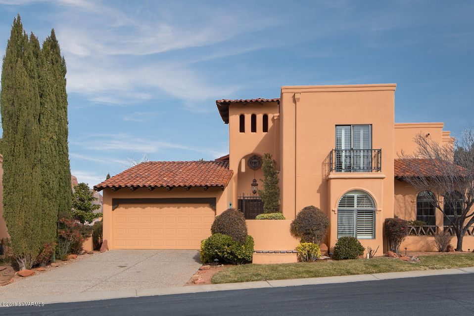 50 Rim Trail Circle, Sedona, AZ 86351