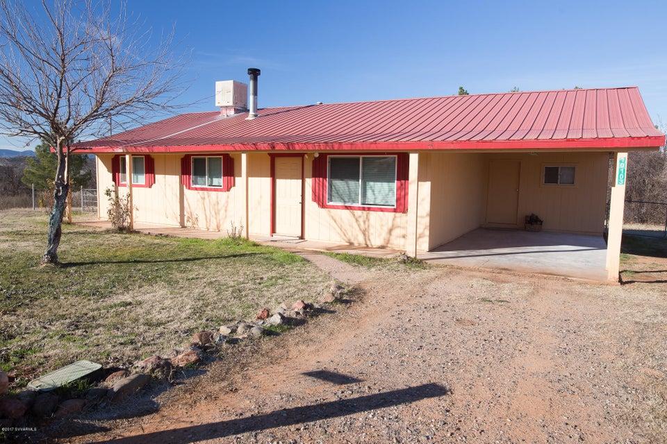 10103 E Dees Lane Cornville, AZ 86325