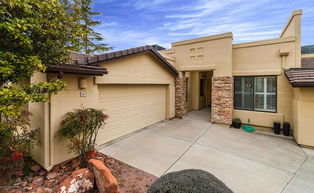 11  Mesa Grande Drive Sedona, AZ 86351