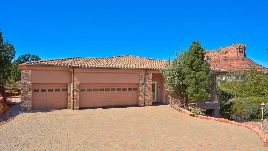 70  Granite Mountain Rd Sedona, AZ 86351