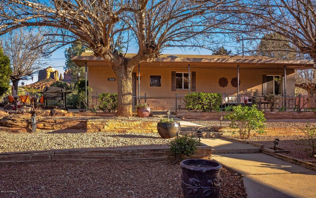 251  Chavez Ranch Rd Sedona, AZ 86336