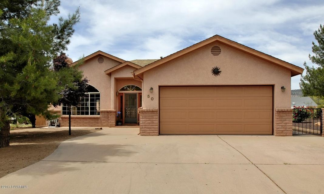 50 Creek Rock Rd, Sedona, AZ 86351