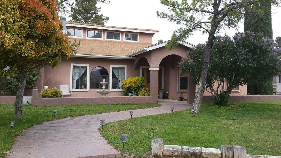 1343 N Powderhorn Rd Camp Verde, AZ 86322