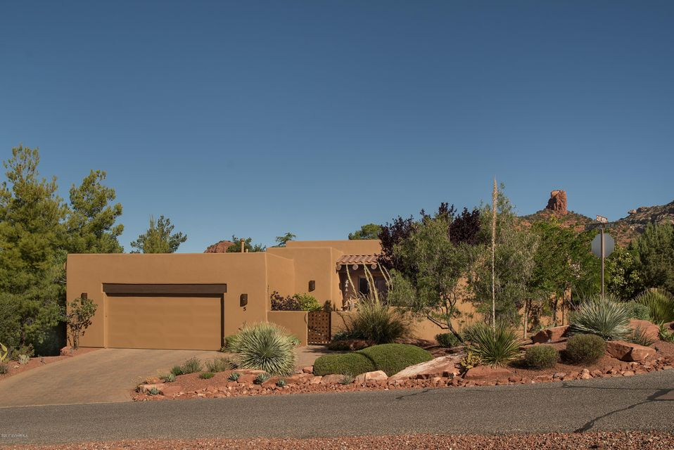 5  Cliff View Court Sedona, AZ 86336