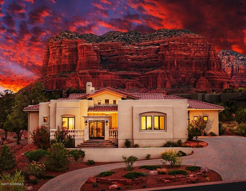 30  Overlook Way Sedona, AZ 86351