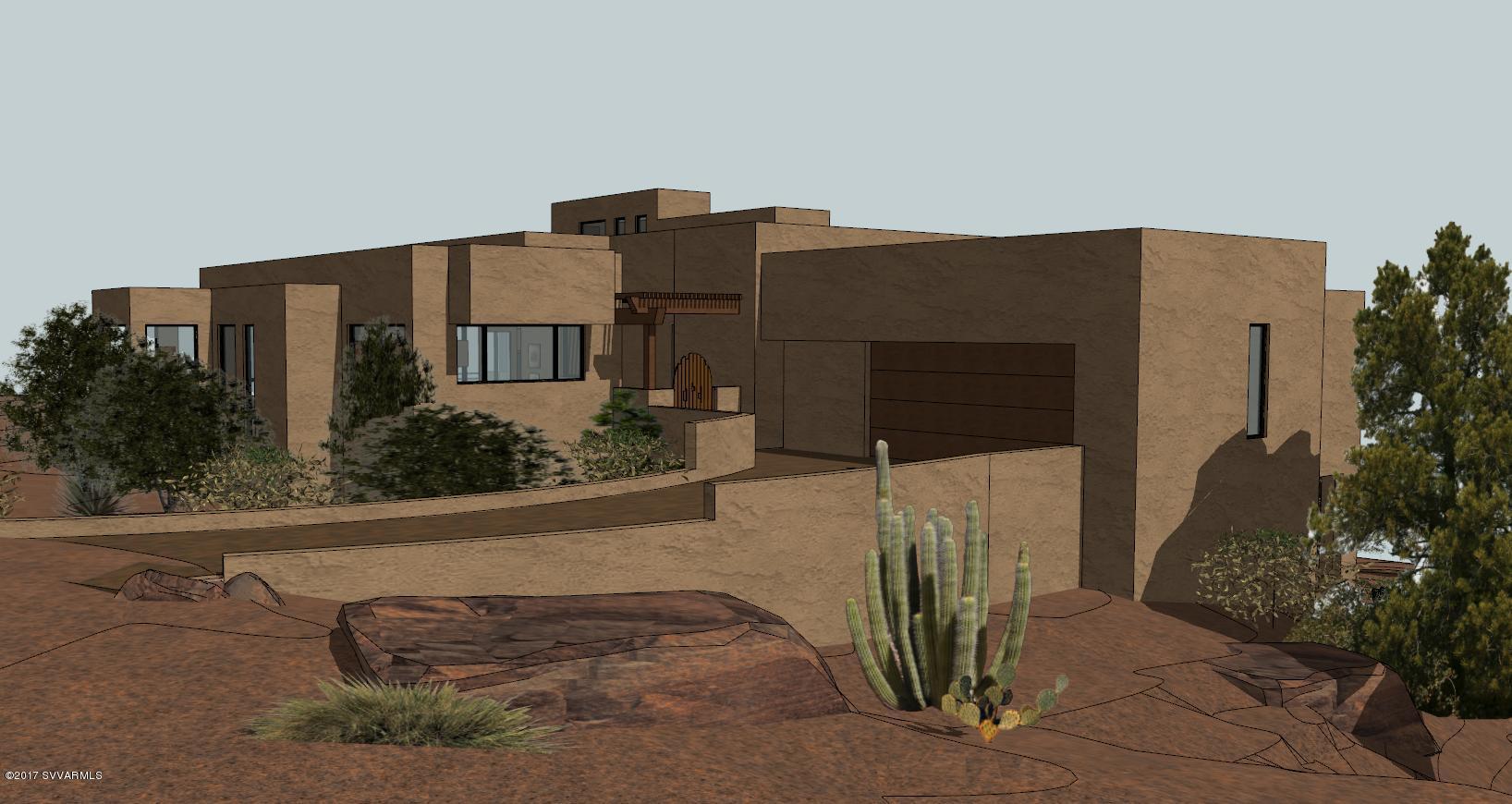 595 Windsong Drive, Sedona, AZ 86336