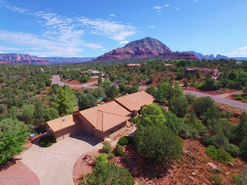 16  Feather Way Sedona, AZ 86336