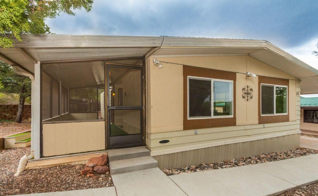 20  Monte Vista Lane Sedona, AZ 86336