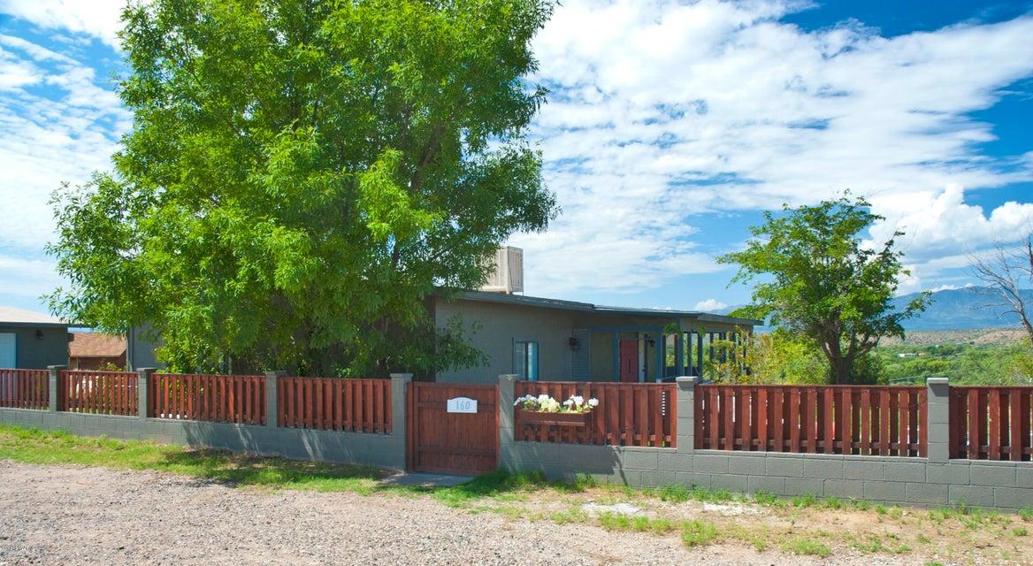 160 S El Rancho Bonito Rd, Cornville, AZ 86325