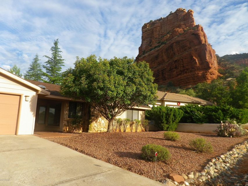 360 Red Butte Drive, Sedona, AZ 86351