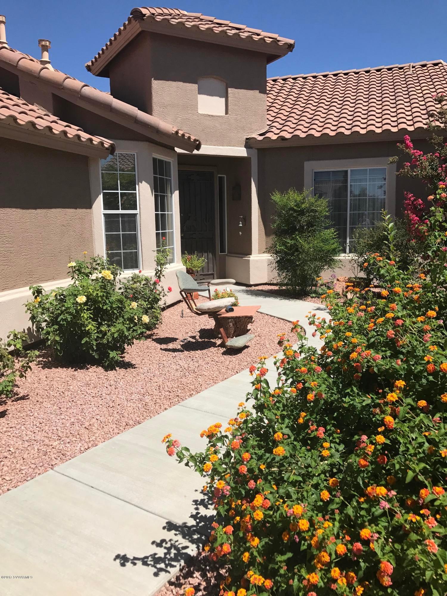 6070 E Pinion Vista Court, Cornville, AZ 86325