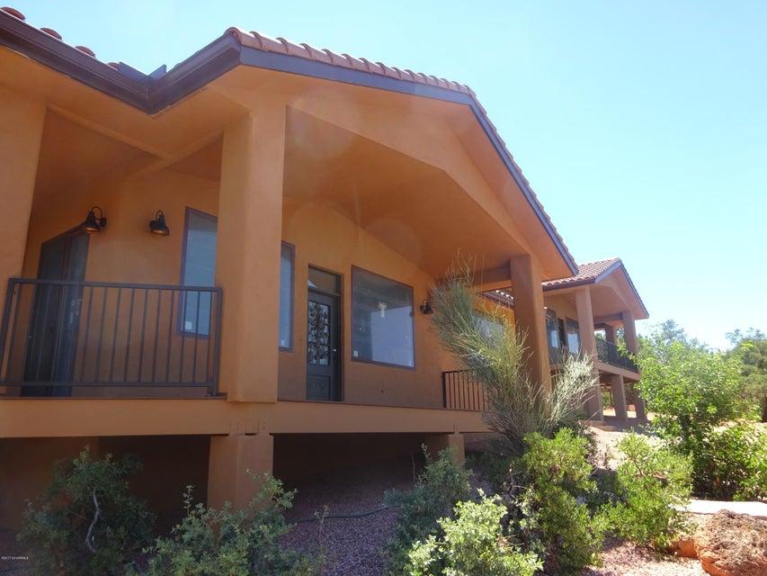 25  Brins Mesa Lane Sedona, AZ 86336