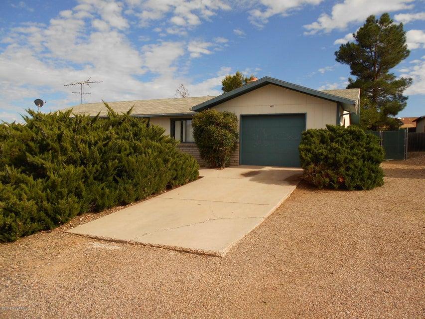 4653 Vista Drive Cottonwood, AZ 86326