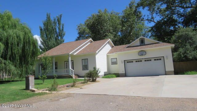 3965 E Meadow Lane Lake Montezuma, AZ 86342