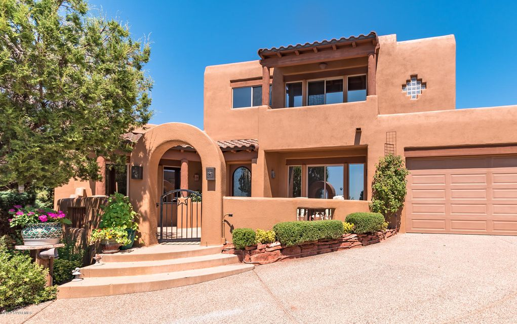 30 Cliff View Court Sedona, AZ 86336