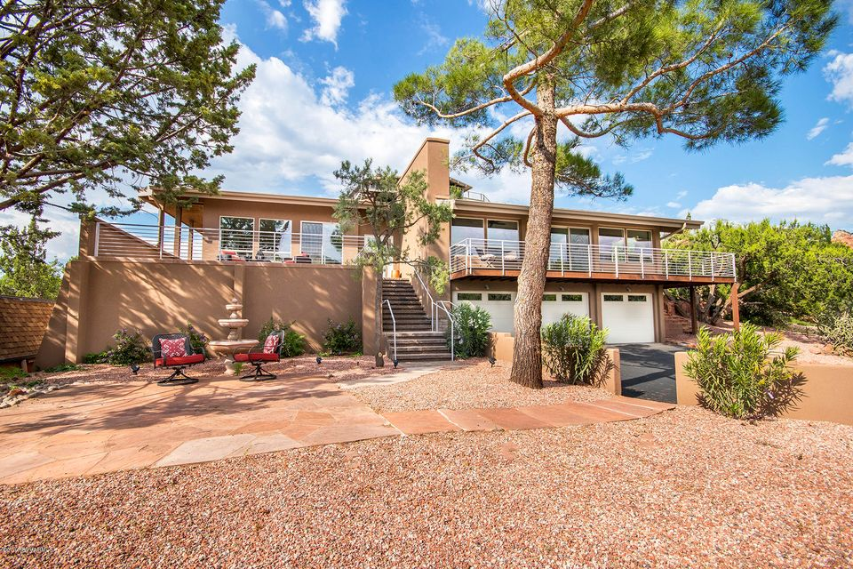 180  Redstone Drive Sedona, AZ 86336