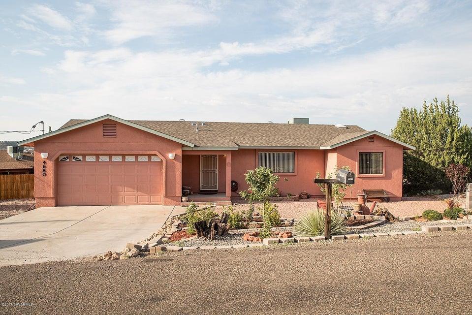 4680 E Gunsmoke Pass Rimrock, AZ 86335